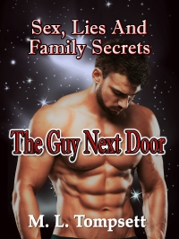 The Guy Next Door new updated cover