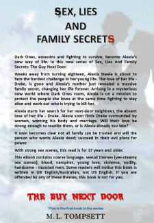 Blurb and back cover