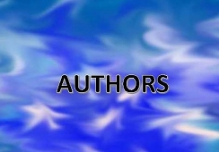 author name