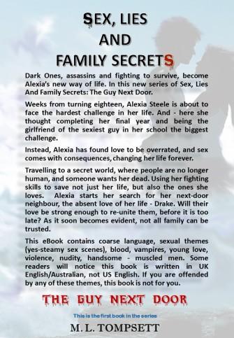 Blurb from The Guy Next Door