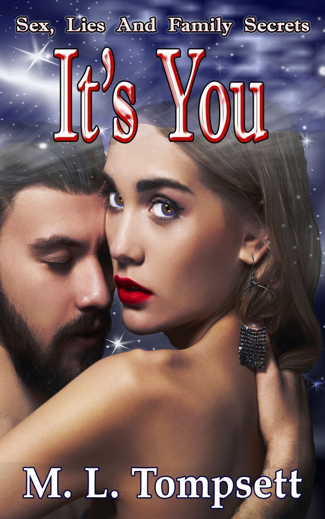 It's You, book cover.